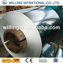 Galvanized steel metal coil slit coils