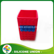 Hot Promotion Silicone Pen Container