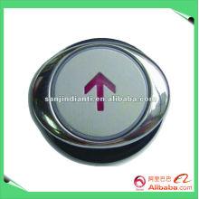 Mitsubishi-Aufzugs-Druckschalter mit Kreispfeil
