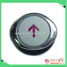 Mitsubishi elevator push switch with circle arrow