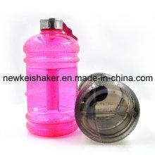 Beverage Container Jug - Botella de 2,2 litros de resina para el deporte al aire libre Leisure Fitness