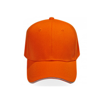 Wholesale Orange Blank Baseball Caps