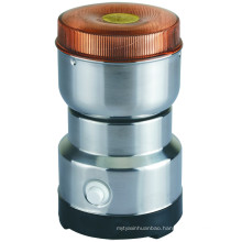 Electric coffee grinder for office