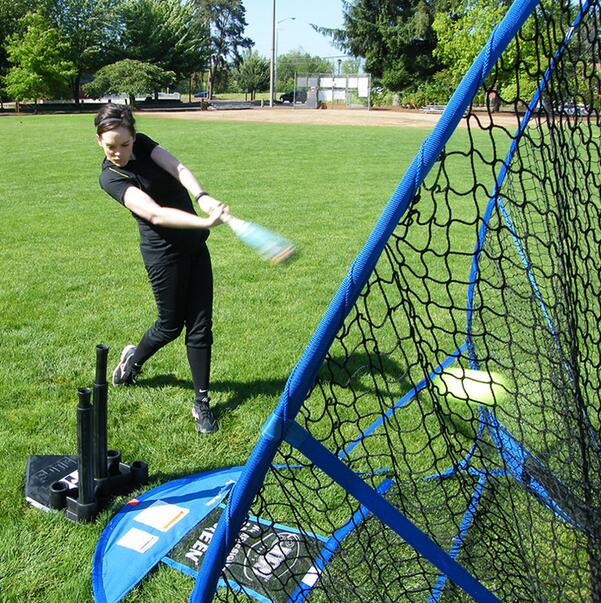 Nylon Baseball Batting Cage Net