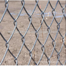 hot-dip galvanized chain link fence (ANPING manufacture)