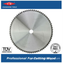 Tct Circular Saw Blade for Cutting Metal