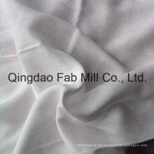 120GSM bambu macio / tecido de algodão orgânico (QF16-2698)