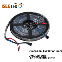 Full Color RGB Flexible Strip DMX512 Addressable