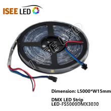 Full Color RGB Flexible Strip DMX512 Addressable