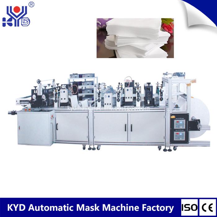 spunlace handkerchief making machine