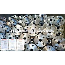 Carbon Steel Schweißrohr JIS B2220 Flansche