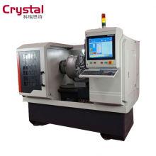 Felgenrichtmaschine Leichtmetallfelge richten Maschine
