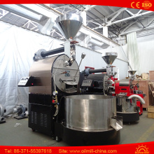120kg-130kg Per Batch Automatic Computer Control Gas Coffee Roaster