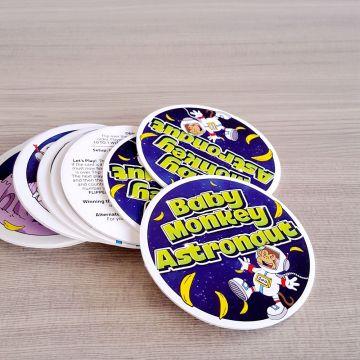 Spielkarten mit Magie