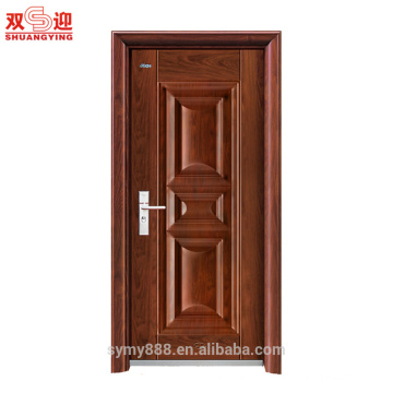Safely Swing Open Style Cheap Price Anti-Theft Customized Sectional Steel Garage Door