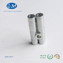 Acessórios magnéticos do alto-falante em forma de anel NdFeB
