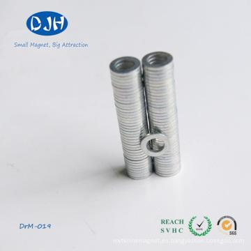 Accesorios magnéticos del altavoz Anillo en forma de NdFeB