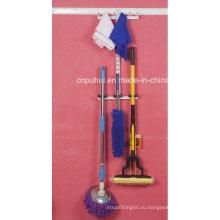 Настенные устройства для хранения чистящих средств Организатор хранения (LJ1027)