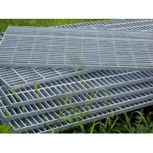High Strength Galvanized Steel Grating