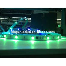 Kingunion Lighting coloré led strip shenzhen usine prix CE