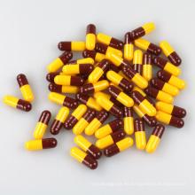 Cápsula vacía de grado farmacéutico de mayor venta