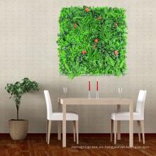 Uv protección decoración lujo plantas al aire libre setos para la casa