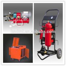 Carros de filtro DEMALONG Suministro de carros de filtro portátiles de alta viscosidad