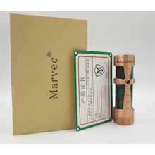 Marvec mechanische vape-buiskits