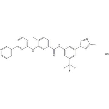 Nilotinib hydrochloride anhydrous CAS 923288-95-3