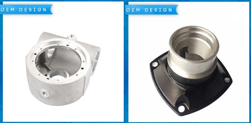 OEM Casting Pump Cover