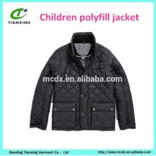 veste matelassée polyfill hiver garçon