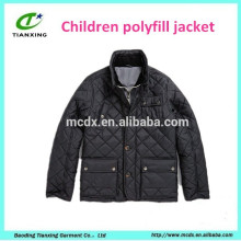 winter boys polyfill quilted jacket