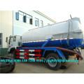 Euro IV Sinotruck 4x2 suction sewage truck, 12cbm vacuum sewage trucks for sale