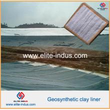 Forro geossintético Needle-Perfurado da argila do Bentonite do sódio 5kg / M2