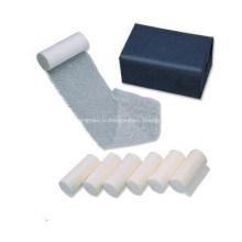 Bandage de gaze WOW absorbant le coton mou médical de la CE