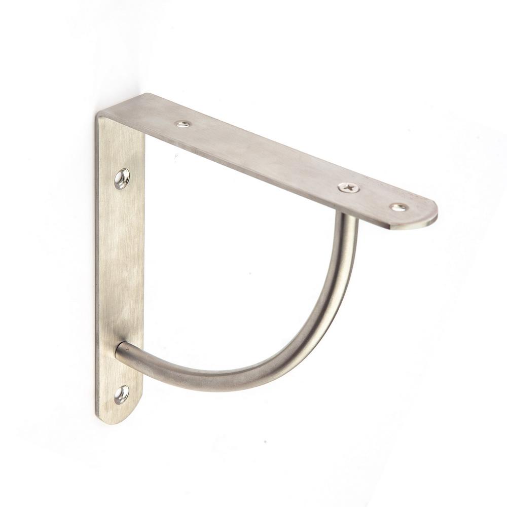 Stainless Steel Shelf Bracket