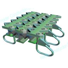 Шумопоглощающий модульный компенсатор