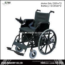 Cadeira de rodas elétrica ajustável preço acessível