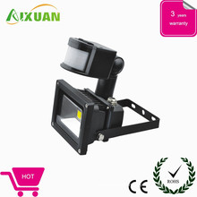High lumen high power led flood light 30w & light sensor price