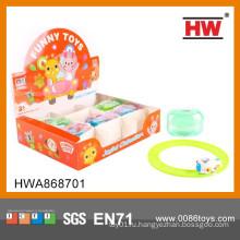 Забавные детские игрушки с игрушкой для завивки