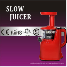 Tritan Auger Slow Speed System Plastic Housing Slow Juicer