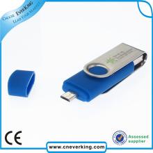 OTG USB Memory Sticker for Smartphone& PC