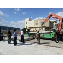 Balanzas electrónicas industriales para camiones 80t