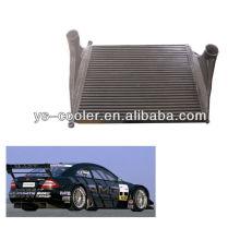 plate and bar core truck intercooler