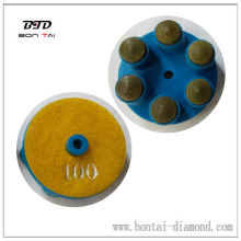 60mm six finger resin polishing disc