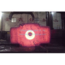 Petroleum Alloy Steel Forgings , Hydro-cylinder Accessories Forging