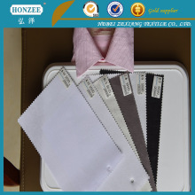 High Quality T/C Woven Interlining for Shirt Collar