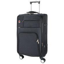Cheap Conjunto de equipaje de viaje suave Trolley incorporado