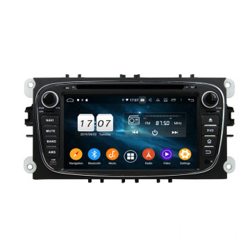 android radio double din voor Mondeo S-max