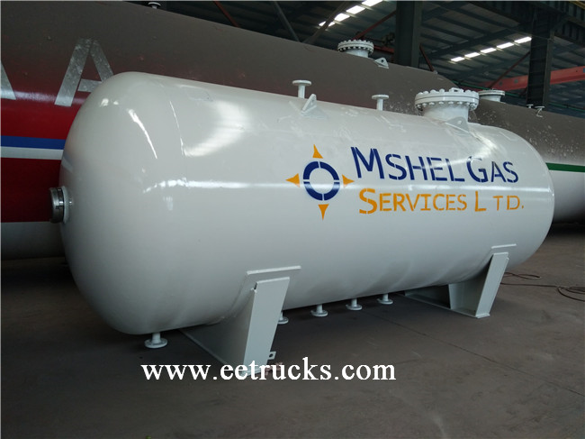 10 TON LPG Storage Tanks
